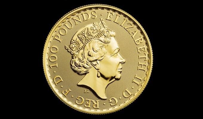 1 унция инвестиционна монета Британия