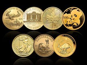 Как да инвестираме в едноунциеви златни инвестиционни монети разумно?