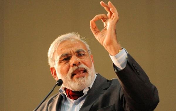 Индийският лидер Нарендра Моди