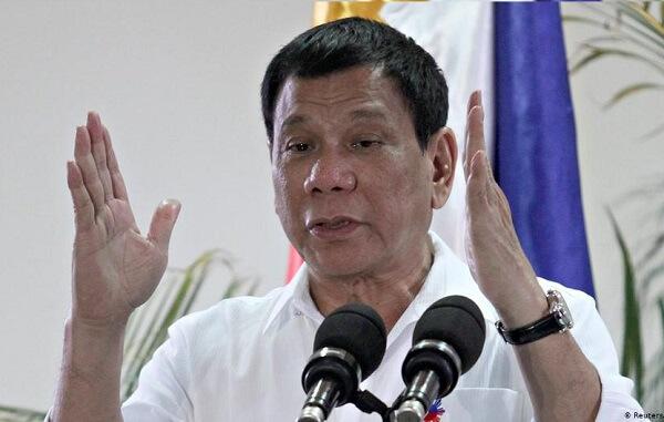 Родрего Дутерте - президент на Филипините