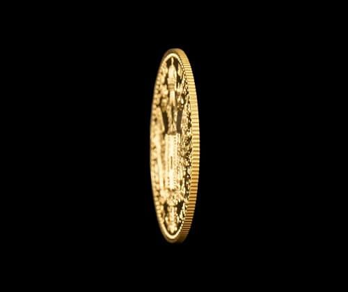 Златен дукат - монета инвестиционно злато