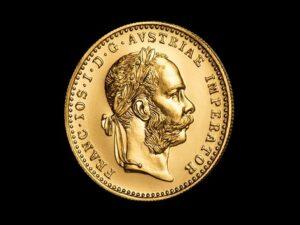 1 Златен Австрийски Дукат- инвестиционната възможност за дребния инвеститор в злато
