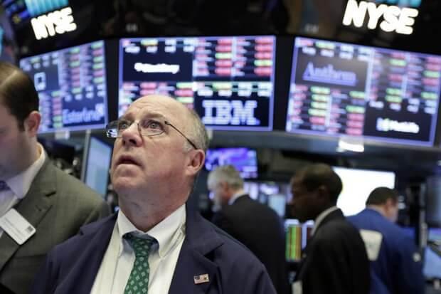 Трейдър Ф. Райнер - Ню Йорк борса