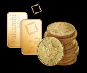 Инвестиционно злато - продукти