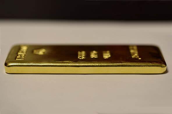 Златно кюлче 1 кг.