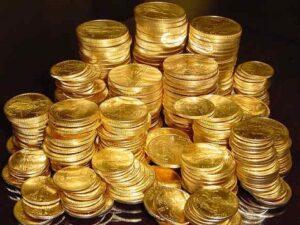 Състояние на инвестиционните златни кюлчета и монети