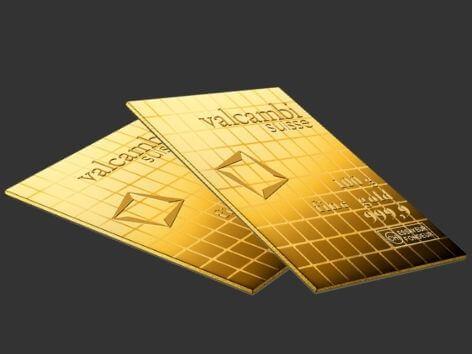 Концепцията CombiBar при инвестицията в злато
