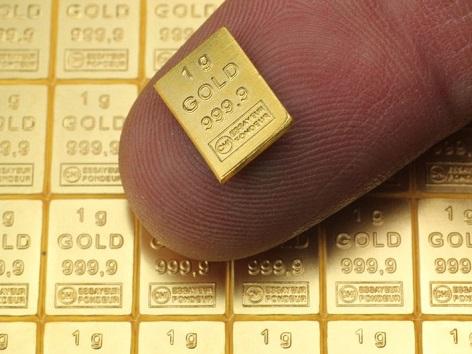 Делимост при инвестицията в злато